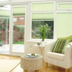 Blinds for uPVC windows and doors